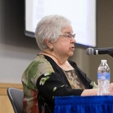 2014 WLC keynote speaker Phyllis Richman is an award-winning author and 23-year veteran food critic for the Washington Post.