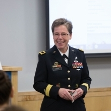 Keynote Speaker Brigadier General Tammy Smith