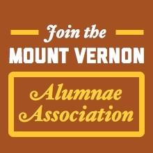 Join the Mount Vernon Alumnae Association