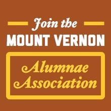 Join the Mount Vernon Alumnae Association